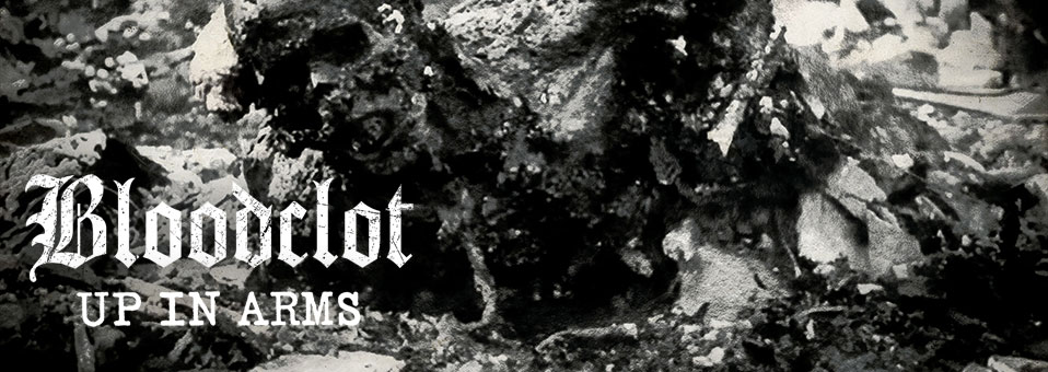 "Bloodclot launches new single, ""Slow Kill Genocide"", online"