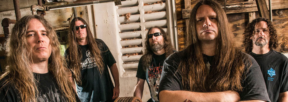 "CANNIBAL CORPSE: Legendary Death Metal Unit Unleashes ""The Murderer's Pact"" Via Loudwire"