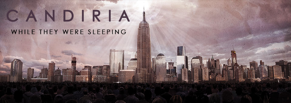 Candiria releases new album, 'While They Were Sleeping', today