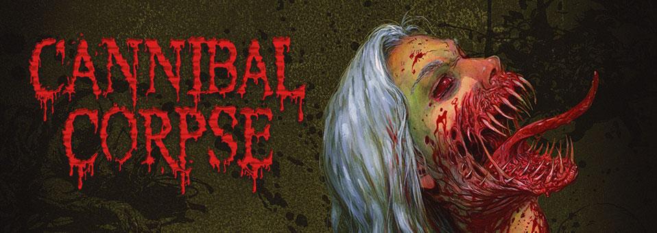Cannibal Corpse Announces 2022 US Headlining Tour