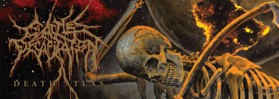 Cattle Decapitation enters worldwide charts for new album, 'Death Atlas'
