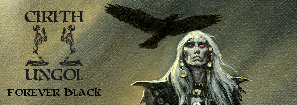 Cirith Ungol reveals details for new album, 'Forever Black'