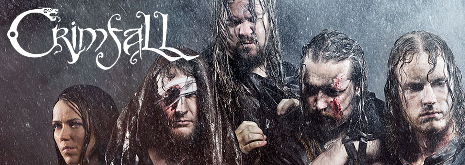 Finnish cinemascopic metal band Crimfall signs worldwide deal with Metal Blade Records