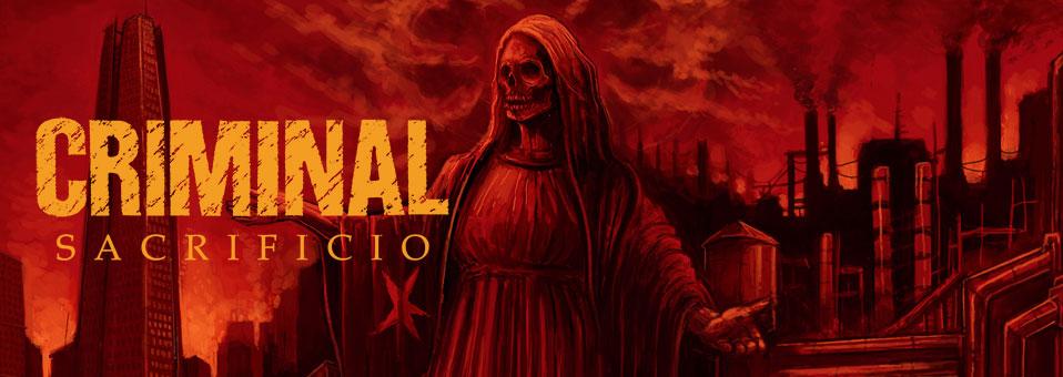 Criminal reveals details for new album, 'Sacrificio'