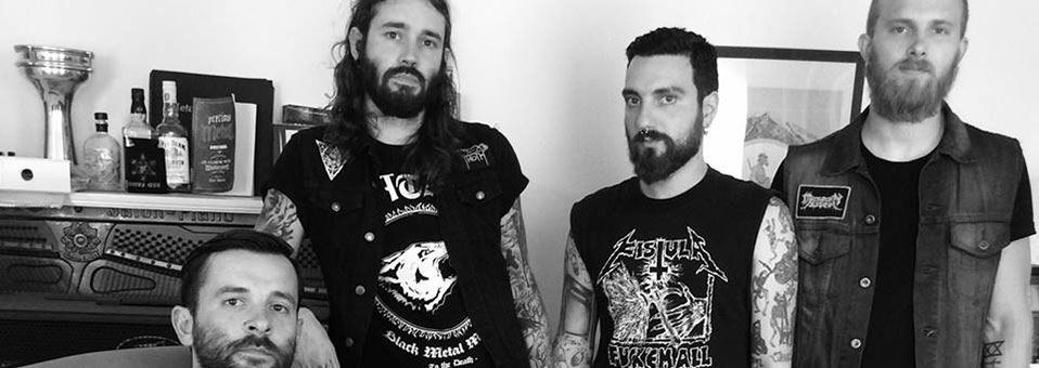Downfall of Gaia enters studio to record new album