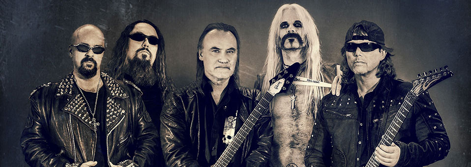 Denner / Shermann launch audio preview of new album, 'Masters of Evil'