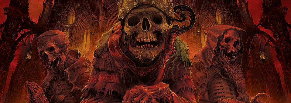 Desaster reveals details for new album, 'Churches Without Saints'