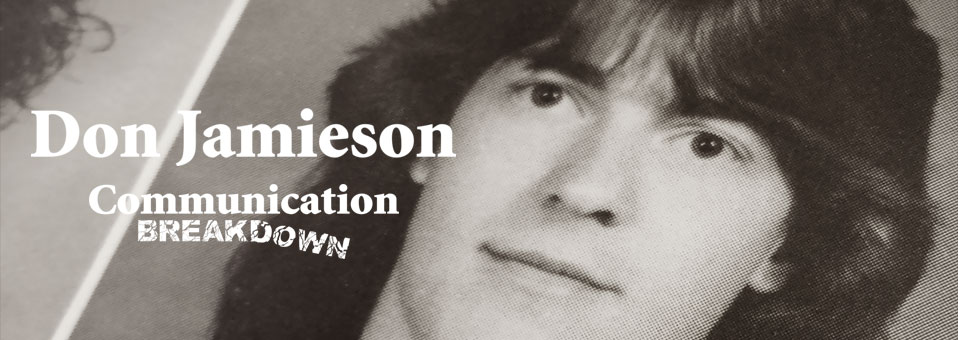 "Don Jamieson launches new track, ""Weed, Cigs, Election 2016″, online"