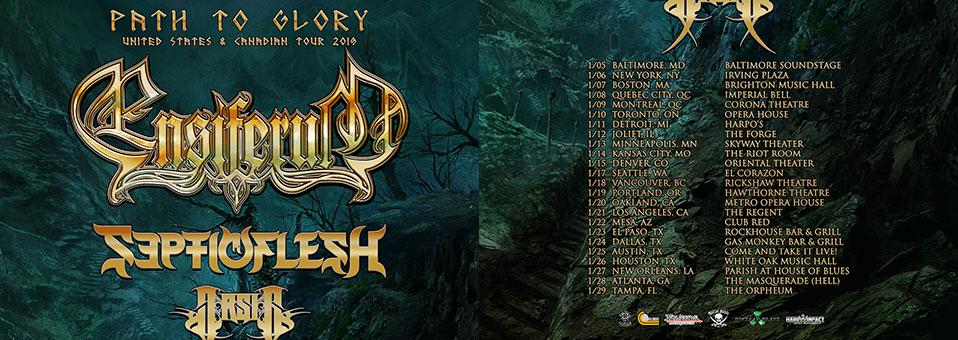 Ensiferum to kick off North American headlining tour this weekend