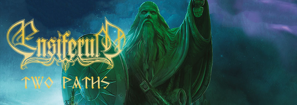 Ensiferum reveals details for new album, 'Two Paths'
