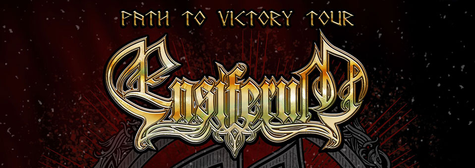 Ensiferum announces North American tour with Kalmah, Abigail Williams, Aenimus