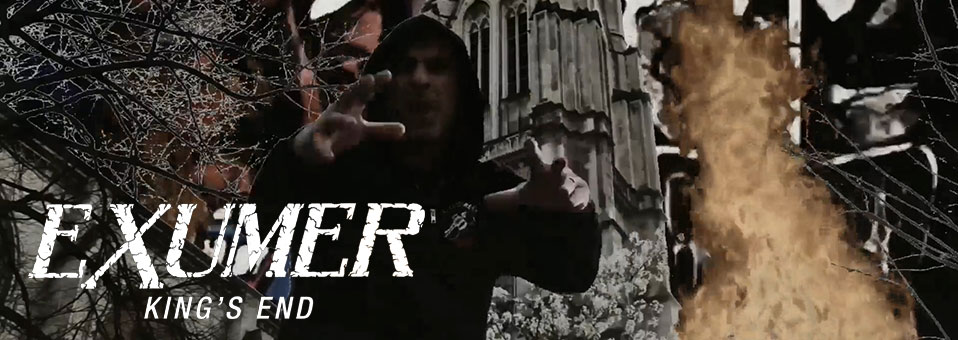 "Exumer launches video for ""King's End""!"
