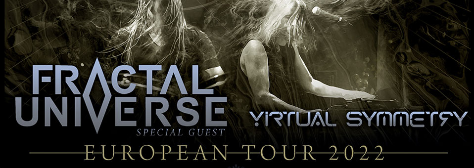 Fractal Universe to join Evergrey for 2022 European Tour