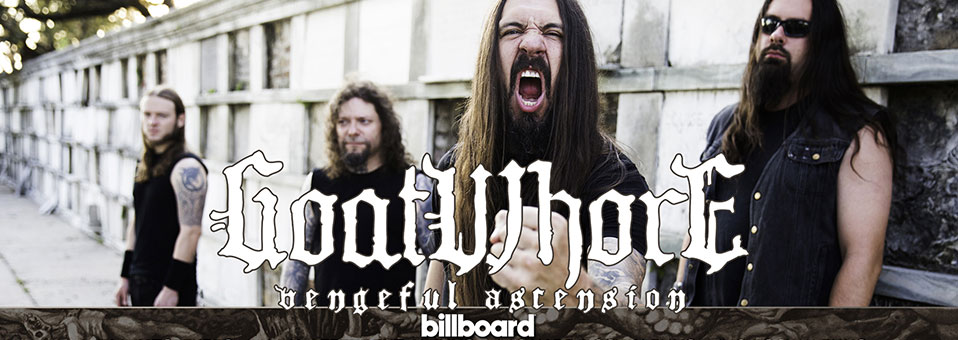 Goatwhore topples Billboard charts