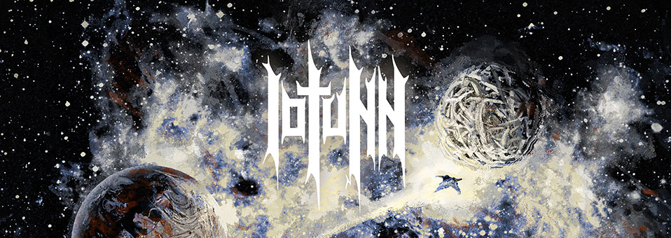 Denmark's Iotunn reveals details for new album, 'Access All Worlds'