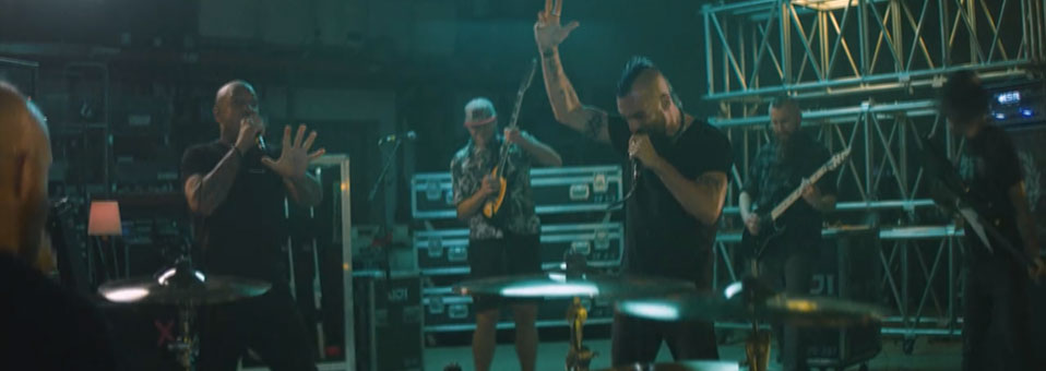 "Killswitch Engage releases incendiary new clip for ""The Signal Fire"""