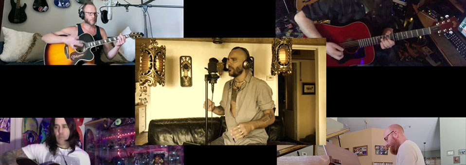 "Killswitch Engage release live performance video of acoustic version of ""We Carry On"" recorded in quarantine – watch + listen"
