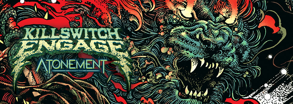 "Killswitch Engage share new song ""I Am Broken Too"""