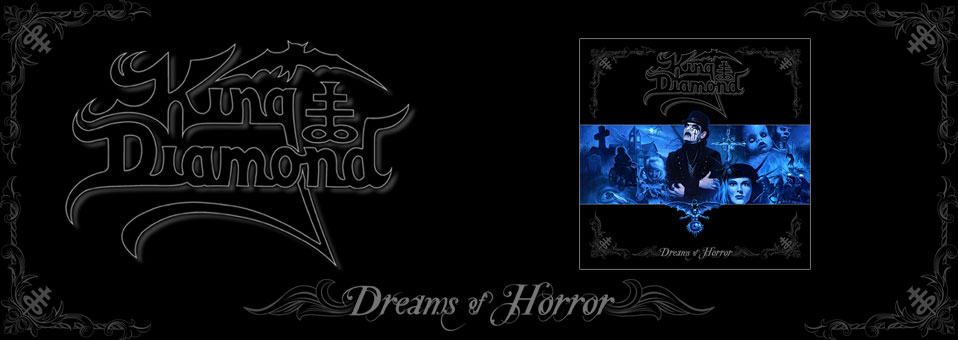 "King Diamond ""Dreams of Horror"" debuts on Billboard charts!"