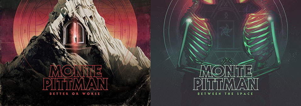 Monte Pittman reveals details for two new albums, 'Better or Worse' and 'Between the Space'