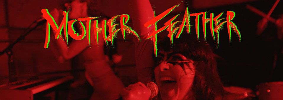 "Mother Feather tackles ""Red Hot Metal"" as Maria Manic takes on Matt ""The Bulldozer"" Tremont in new video"