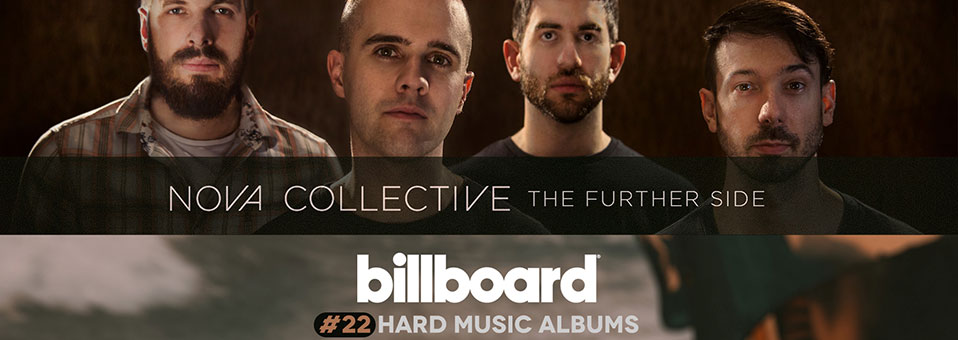Nova Collective enters Billboard charts for new album, 'The Further Side'
