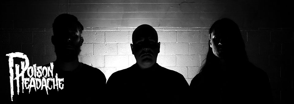 Poison Headache announces their first live shows; set to join Rotten Sound in August for select dates