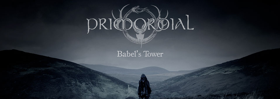 "PRIMORDIAL: Official Video For ""Babel's Tower"" Now Playing At Metal Injection"