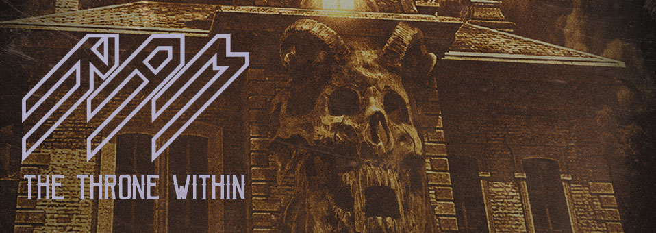 RAM reveals details for new album, 'The Throne Within'