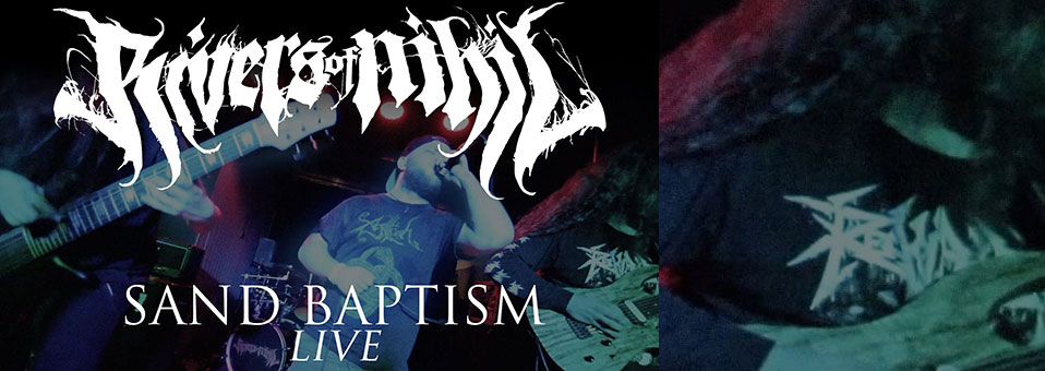 "Rivers of Nihil launch live video for ""Sand Baptism"""