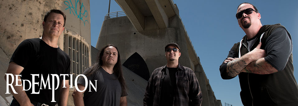 Redemption complete new album and sign to Metal Blade Records