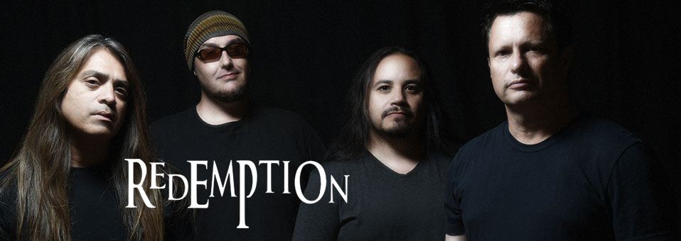 "Redemption to release new album ""The Art of Loss"" in early 2016 via Metal Blade Records"
