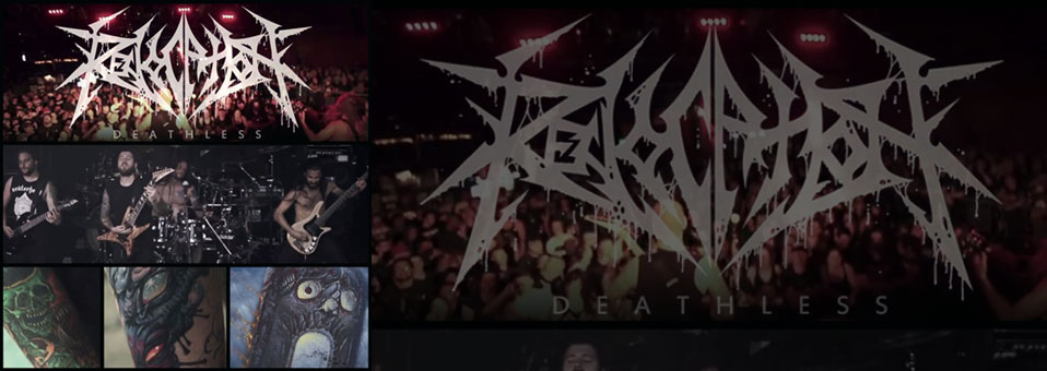 "REVOCATION Post Third Video from the Making of ""Deathless"""