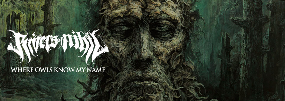 "Rivers of Nihil premieres new track, ""A Home"", via InvisibleOranges.com – alongside an exclusive interview with the band!"