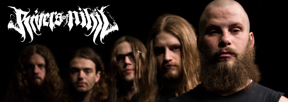 Rivers of Nihil prepare for tour, set to stream rehearsal on YouTube September 18!