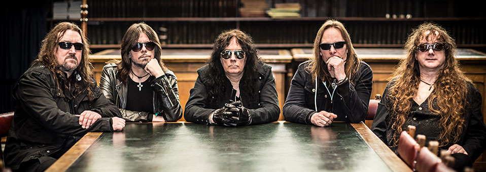 English NWOBHM legends Satan sign to Metal Blade Records