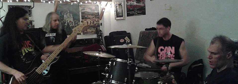 Metal Blade Recording Artist Slough Feg Announce New Drummer