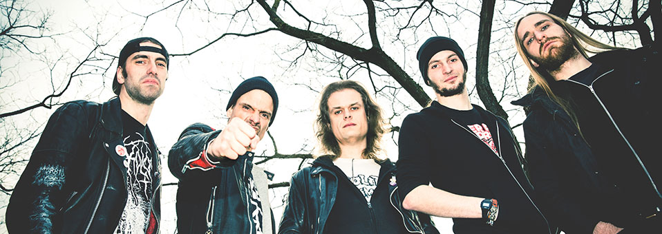 Space Chaser signs worldwide deal with Metal Blade Records