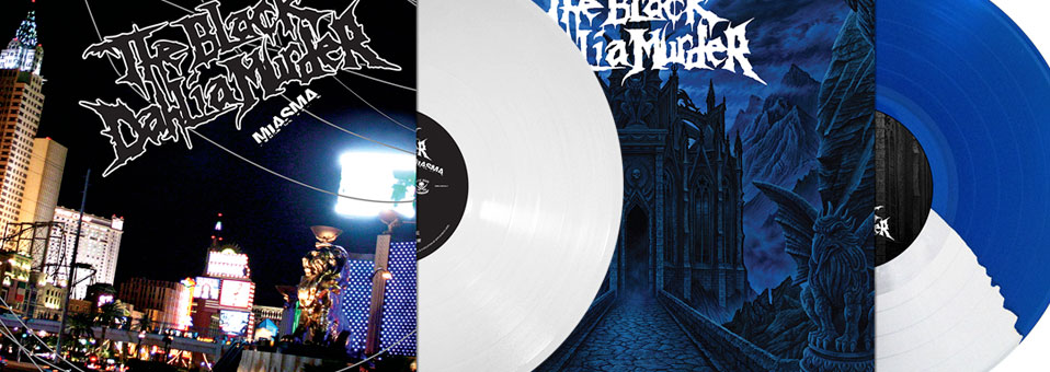The Black Dahlia Murder: 'Miasma' and 'Nocturnal' LP re-issues now available via Metal Blade Records