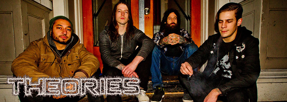 Theories signs with Metal Blade Records