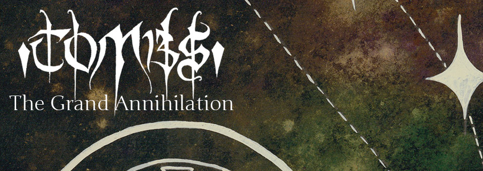 Tombs streams new album, 'The Grand Annihilation', via Noisey.Vice.com