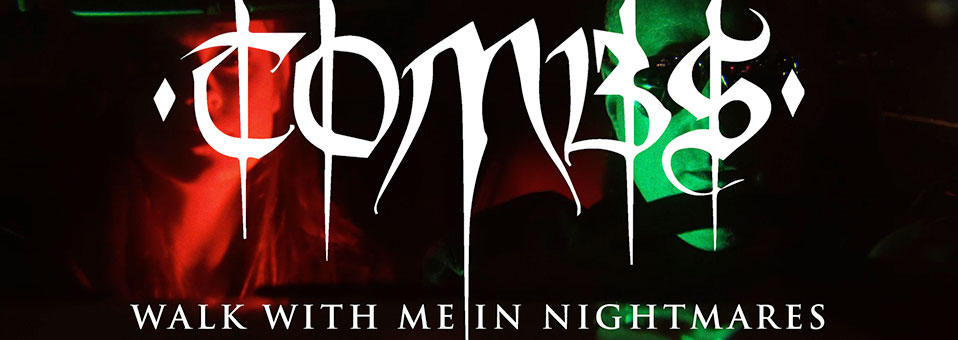 "Tombs premieres ""Walk With Me in Nightmares"" video via Ozzfest Facebook"