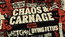 "Whitechapel to co-headline ""Chaos and Carnage"" USA tour with Dying Fetus, featuring Revocation, Fallujah, Spite, Uncured, Buried Above Ground as support"