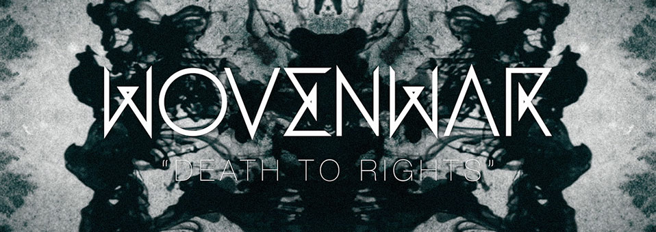 "Wovenwar release ""Death to Rights"" music video"