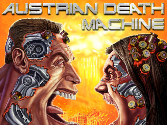 austrian machine total