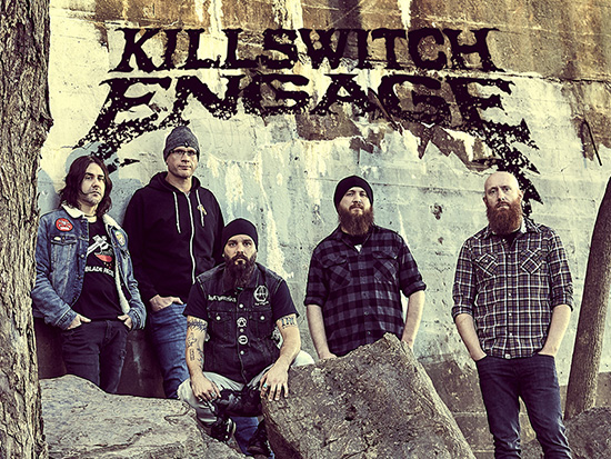 Best Rock Albums 2020.Killswitch Engage Receive 2020 Best Metal Performance Grammy