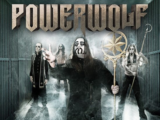 [Musique] Powerwolf ! Un groupe de rock paranormal ! Powerwolf