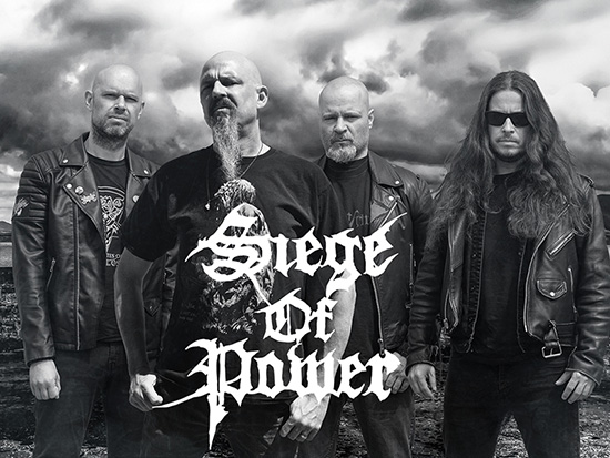allstar death metal band siege of power signs to metal blade records
