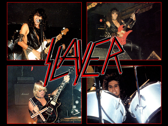 Slayer | Metal Blade Records