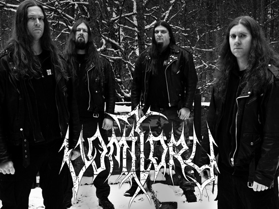 Vomitory Metal Blade Records